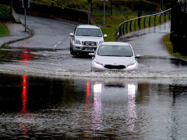 74% of Motorists Prepared to Risk Life Driving Through Flood Water